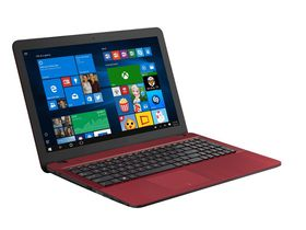 Asus F541UA-GQ1843t I3-7100u 15.6' Notebook - Red