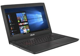 "ASUS FX502 Core i7-7700HQ 15.6"" Gaming Notebook - Black"