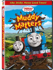 thomas friends muddy matters dvd buy online in south africa