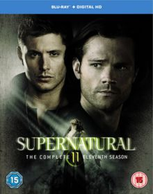 Supernatural: The Complete Eleventh Season (Blu-ray)