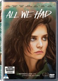 All We Had (DVD)