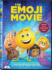 The Emoji Movie (DVD)