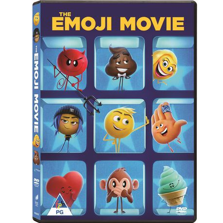The Emoji Movie Dvd Buy Online In South Africa Takealot Com