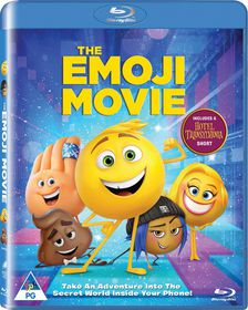 The Emoji Movie (Blu-ray)