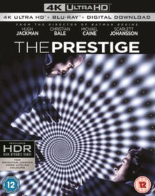 The Prestige (Blu-Ray - Parallel Import)