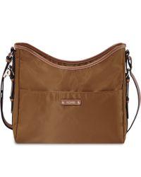 1a0c5fdb46984 Picard Sonja Shoulder Handbag - Mustard