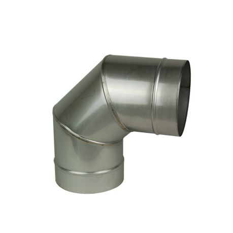 90 Degree Bend - Stainless Steel Grade 304 (150mm)