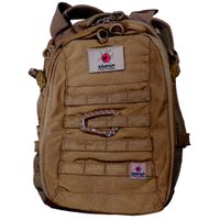 Sniper Africa 28L EDC Backpack - Wolf Brown