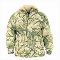 Sniper Africa Unisex Padded Parka Jacket - Shadows Camo
