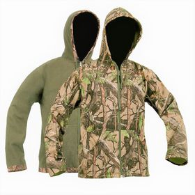 Sniper Africa Camouflage Parka Jacket 7-8 Years High Quality Materials Sporting Goods