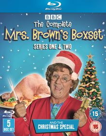Mrs Brown's Boys: Box Set Series 1 - 2 (Blu-ray)