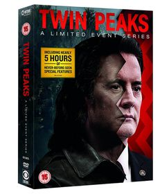 Twin Peaks: A Limited Event Series (DVD - Parallel Import)