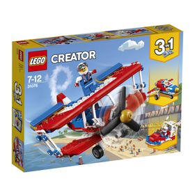 LEGO® Creator Daredevil Stunt Plane - 31076