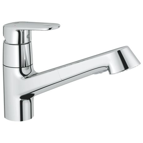 Grohe Low Spout Extractable Hand Shower Europlus Kitchen Tap Buy