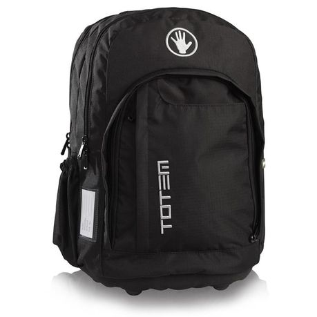 5df981d484 Totem Hardbody Orthopaedic School Bag - Black (Size  L)