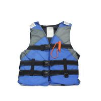 Adults Safety Swimming Life Jacket - Blue