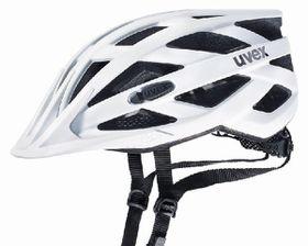 Uvex Cycle Helmet i-Vo CC - White (52-57)