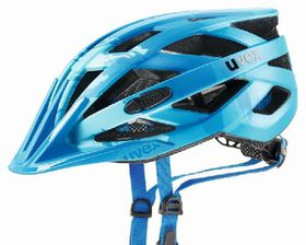 Uvex Cycle Helmet i-Vo CC - Light Blue (52-57)