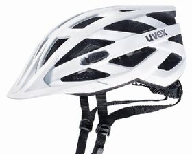 Uvex Cycle Helmet i-Vo - White (52-57)