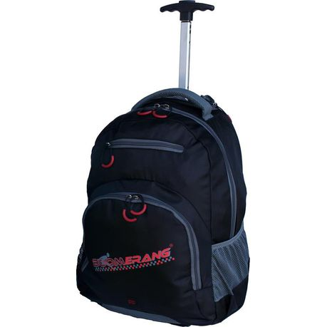 Boomerang Cabin Trolley Gym Bag with Wet Pocket - Black   Buy Online in  South Africa   takealot.com 03e328fd4b