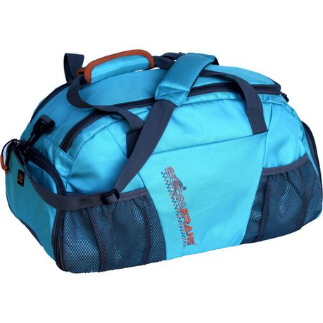Boomerang Sling Gym Bag with Wet Pocket - Teal   Buy Online in South Africa    takealot.com 655b24c5c6