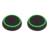 VX Gaming Ripper Series Controller Thumb Grips - Black & Green