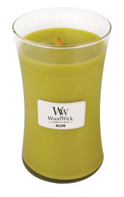 WoodWick Willow Large Jar Candle