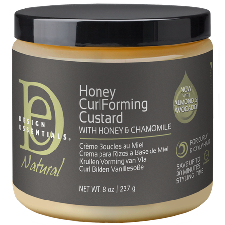 Design Essentials Naturals Honey Curl Forming Custard 227g Buy