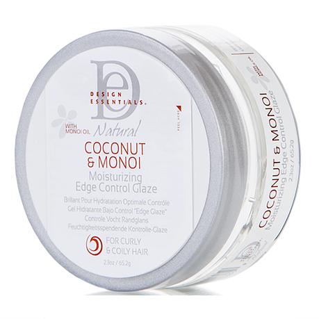 Design Essentials Coconut Monoi Moisturising Edge Control Glaze