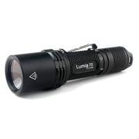 Xeccon Lumia 70 LED Flashlight - Black