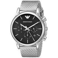 Emporio Armani Men's AR1811 Watch - Dress Silver (Parallel Import)