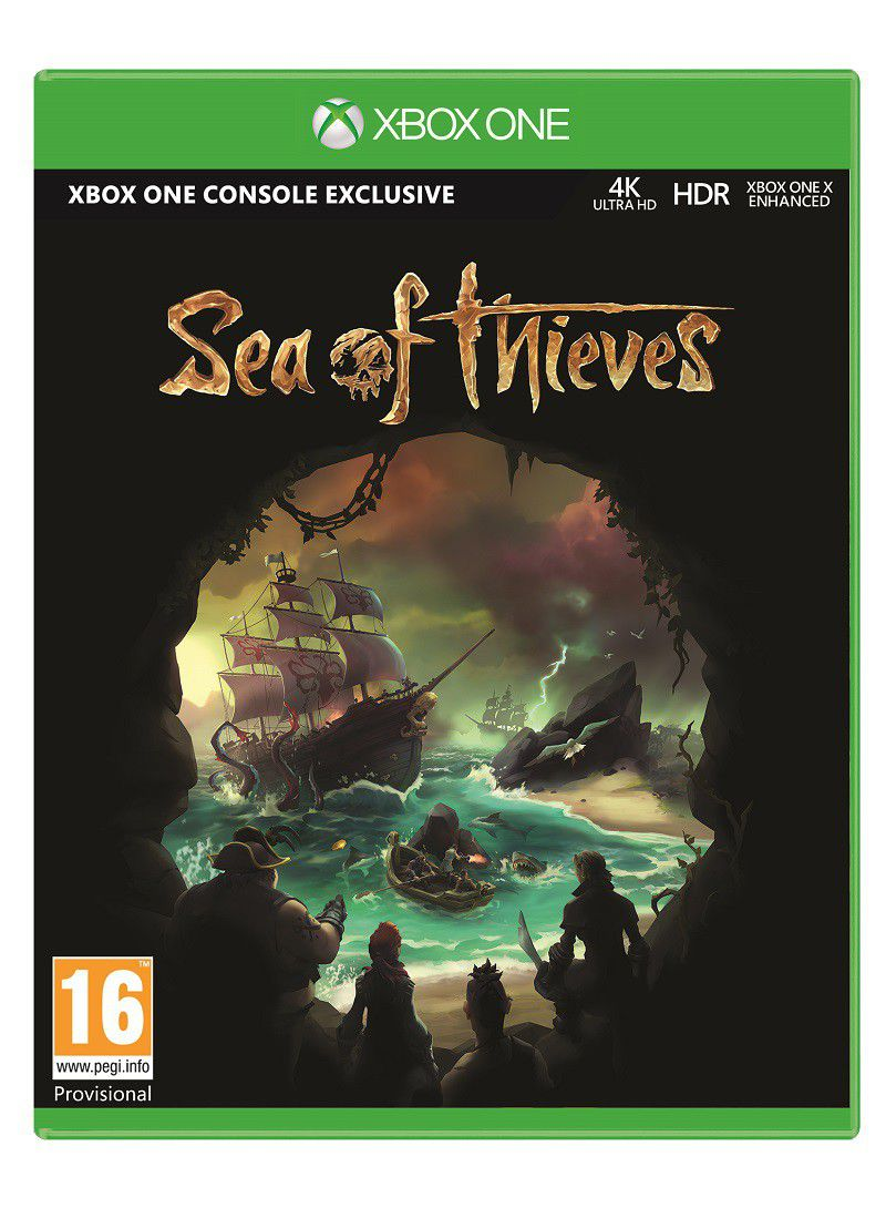Book Cover Illustration Xbox One : Sea of thieves xbox one buy online in south africa
