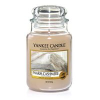 Yankee Candle Classic Large Warm Cashmere Jar