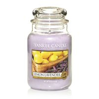 Yankee Candle Classic Large Lemon Lavender Jar