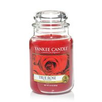 Yankee Candle Classic Large True Rose Jar