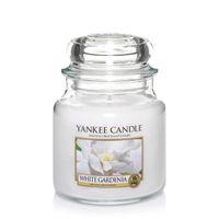 Yankee Candle Classic Medium Gardenia Jar - White