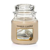 Yankee Candle Classic Medium Warm Cashmere Jar