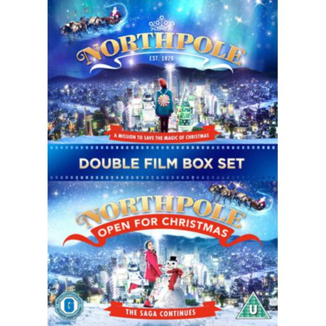 Northpole Open For Christmas.Northpole Northpole Open For Christmas Dvd