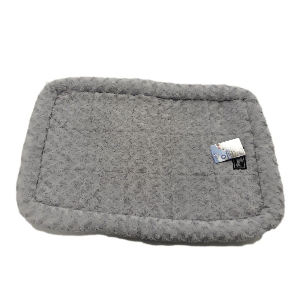 crate and dog care to small fiber or travel mat in are fleece mats these pad two kennel fabrics made s easy the use seven different micro x your sizes home