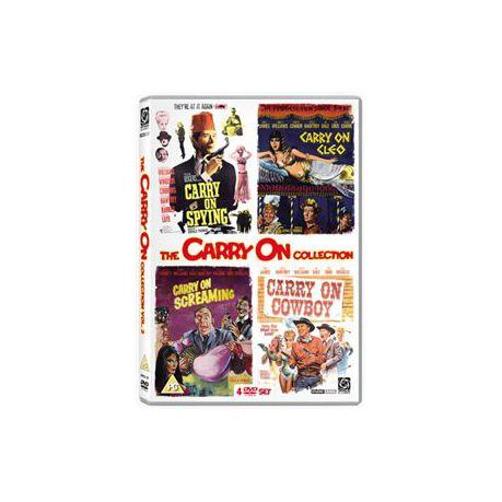 Carry On: Volume 3(DVD)