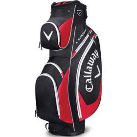 Callaway 2018 X Series Golf Cart Bag - Black, Red & White