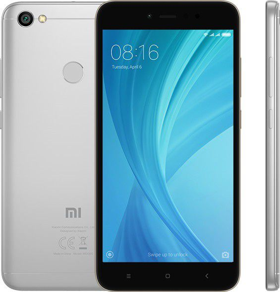 Xiaomi redmi note 5a prime 32gb lte grey buy online in south xiaomi redmi note 5a prime 32gb lte grey loading zoom stopboris Images