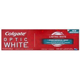 Colgate Optic White Lasting Whitening Toothpaste - 75ml