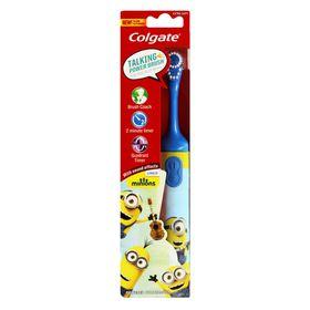 Colgate Kids Minions Power Toothbrush