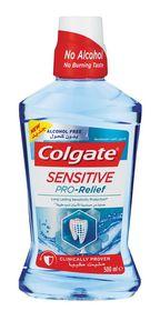 Colgate Sensitive Pro Relief Mouthwash - 500ml