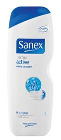 Sanex Dermo Active Shower Gel - 750ml