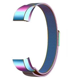 Replacement Fitbit Alta HR Milanese Loop Band (Size: S/M) - Brown