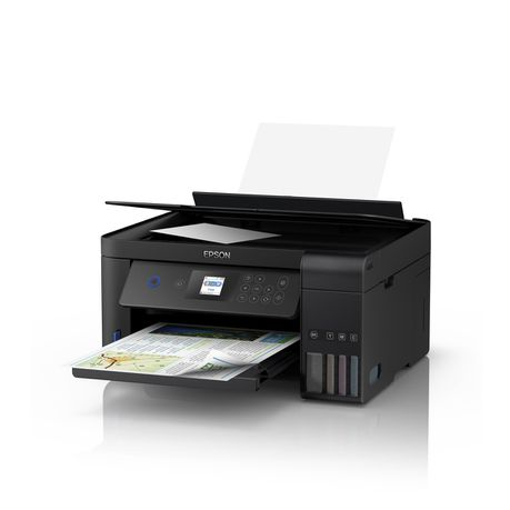 Epson Ecotank ITS L4160 3-in-1 Wi-Fi Printer | Buy Online in