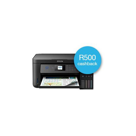 Epson Ecotank ITS L4160 3-in-1 Wi-Fi Printer | Buy Online in South