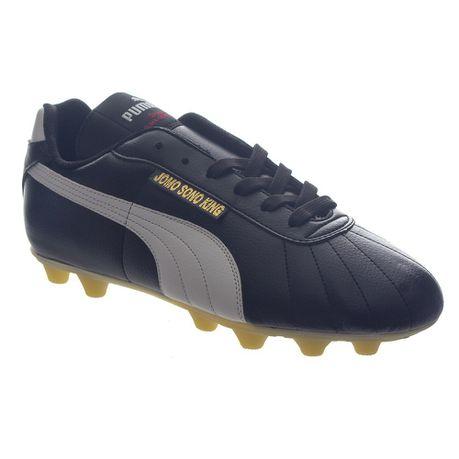 409ea0ed6606 Puma Men s Jomo Sono King DP Soccer Boots - Black White